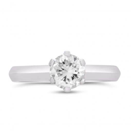 טבעת אירוסין ALEXANDRA