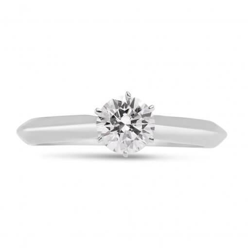 טבעת אירוסין AMANDA