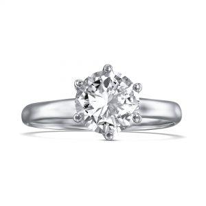 טבעת אירוסין KAYA