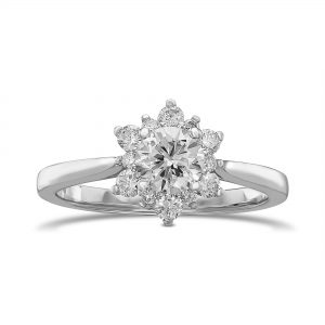 טבעת אירוסין FLY