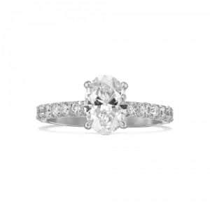 טבעת אירוסין BARI
