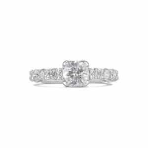 טבעת אירוסין DORIN